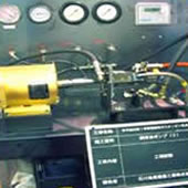 hydraulic test bench 170